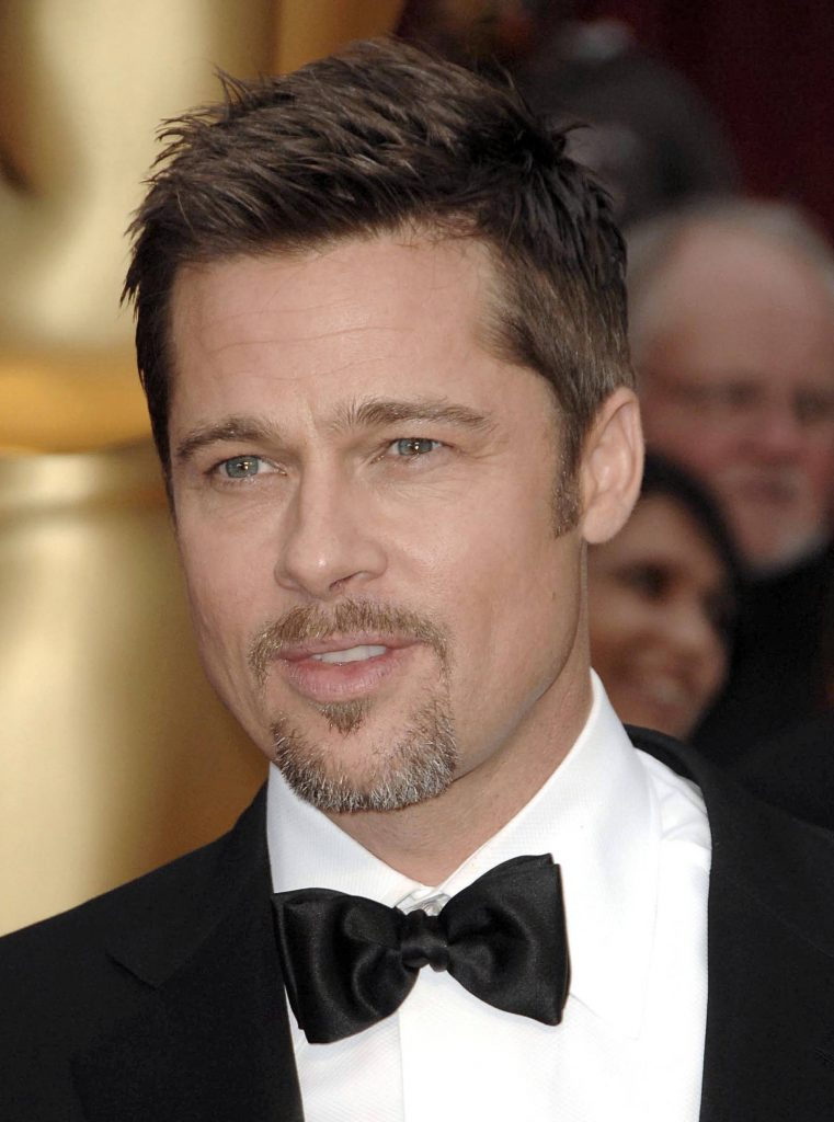Coupe Ivy League de Brad Pitt